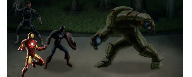 Marvel Avengers Alliance, el juego de los vengadores para Facebook